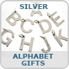 Silver Alphabet Gifts