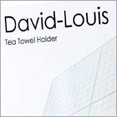 Tea Towel Holder - Point of Sales